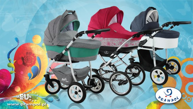 PRAMPOL Manufacturer of high quality baby prams